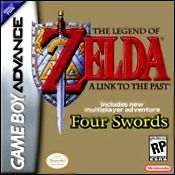 Nuevos juegos Zelda: A Link to the Past y Four Swords