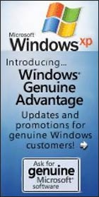 Microsoft implanta Windows Genuine Advantage (WGA)