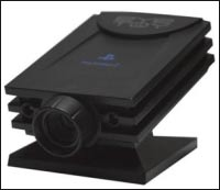 Webcam Eyetoy, para PS2 y PC